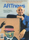 Artnews Dec 1980 cover